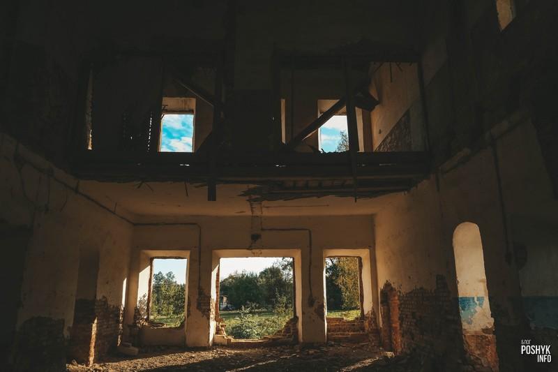 Заброшенный дом Вересково